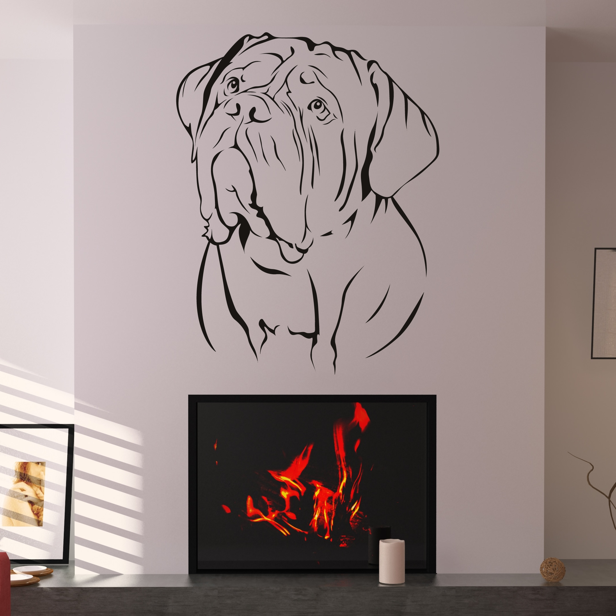 Wall Art Stickers Dunelm : Wall decals art grasscloth wallpaper