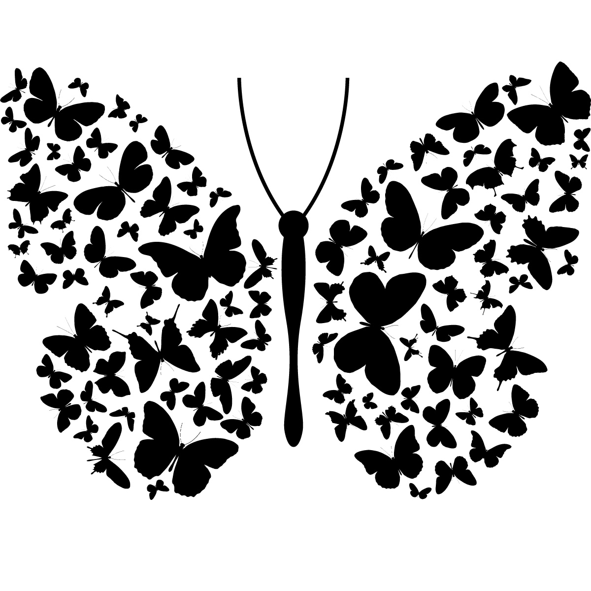 Butterflies Art Images Click on The Image Below to