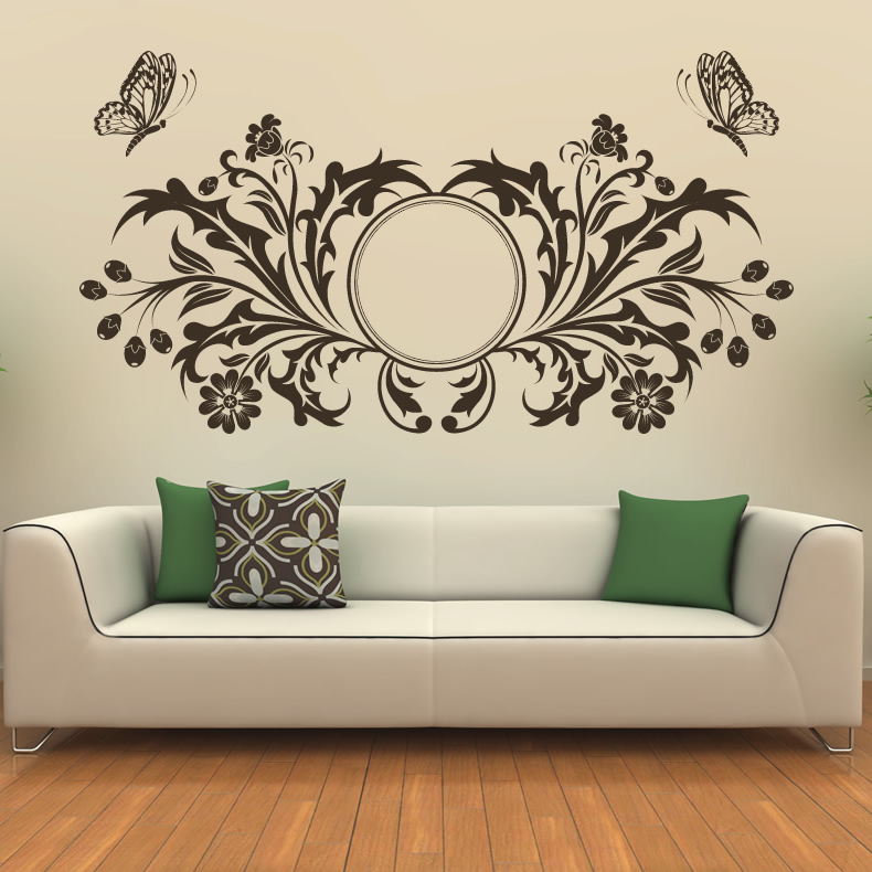 Pics Photos Designs Of Wall Stickers Art Decals To Decor Your Bedrooms