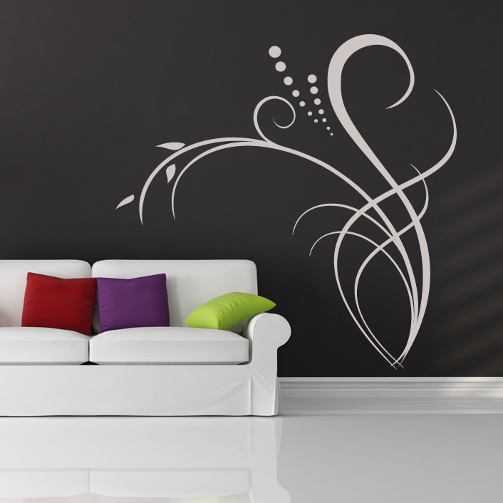 wall decoration flowers | My Web Value