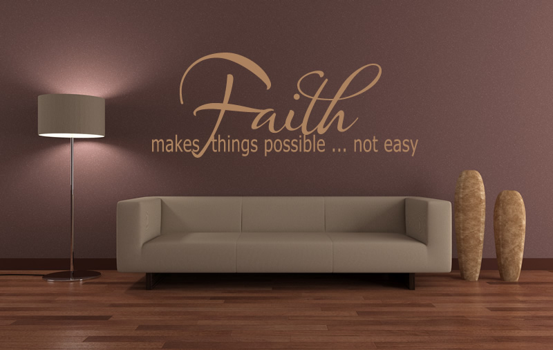 religious wall quotes quotesgram. Black Bedroom Furniture Sets. Home Design Ideas