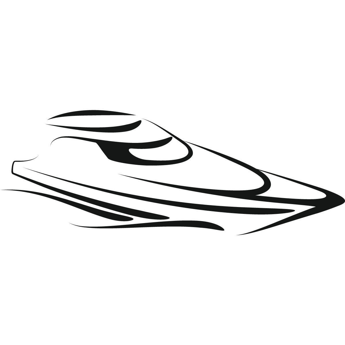Speed Boat Clip Art Related Keywords & Suggestions - Speed Boat Clip ...